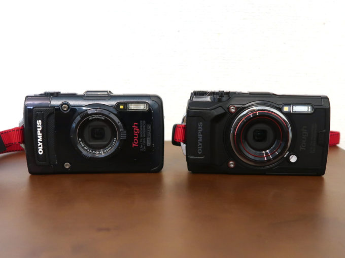 OLYMPUS Tough TG-6 & TG-2