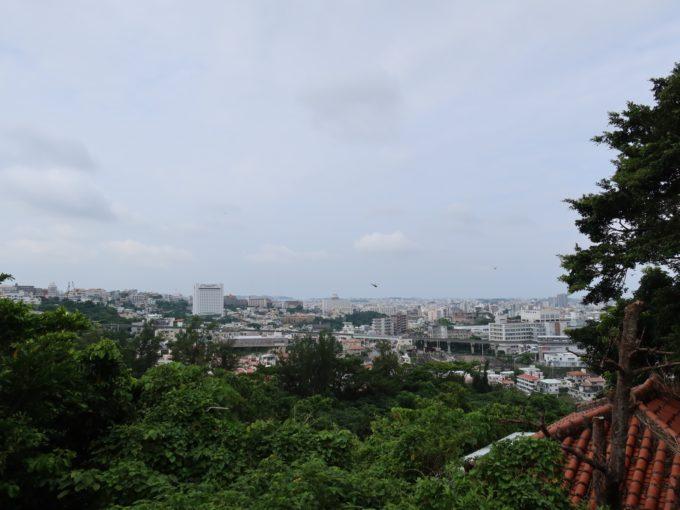 末吉宮からの眺め