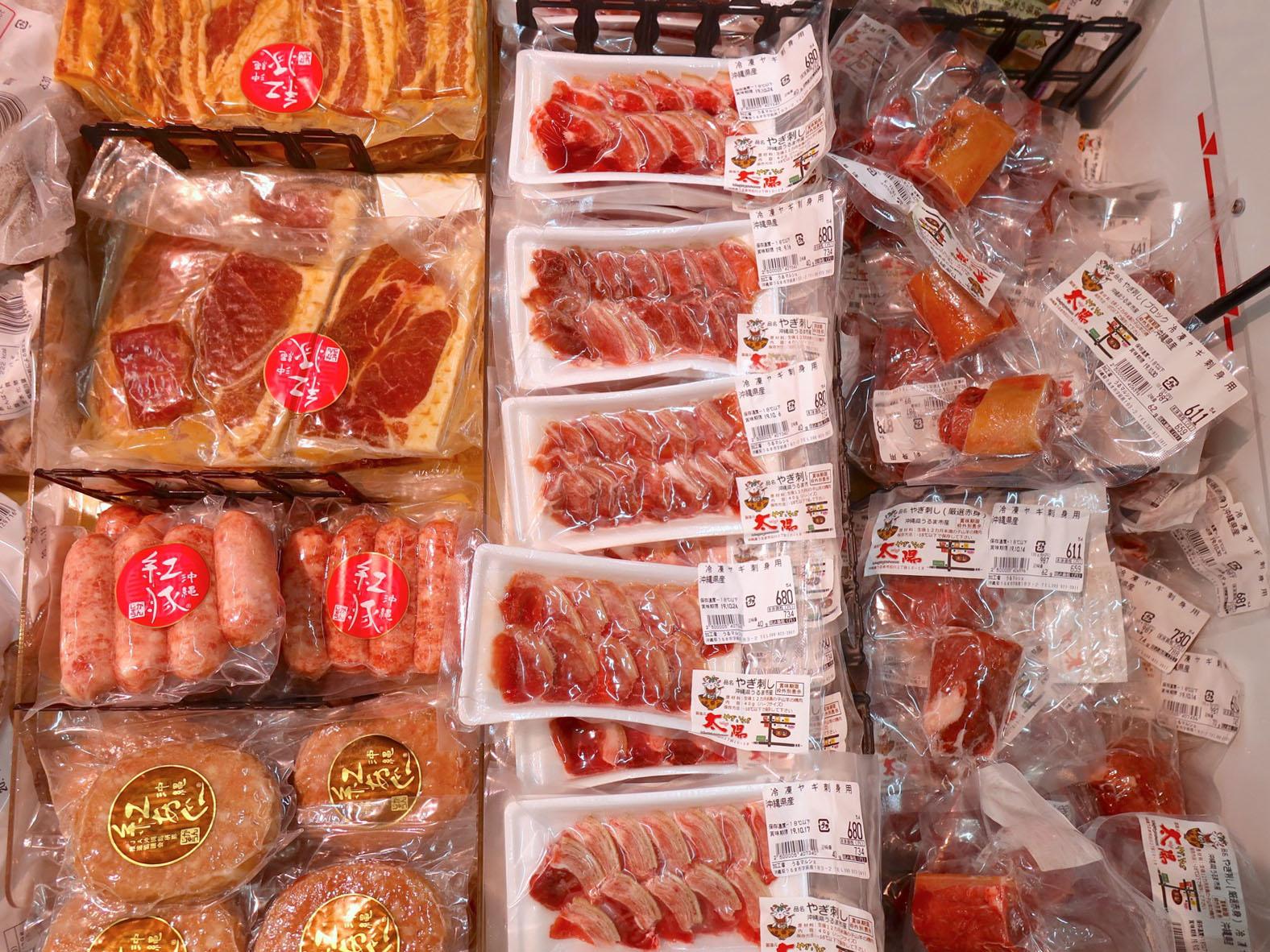 肉の加工食品