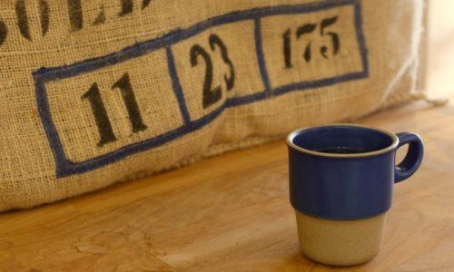 コーヒーは浅煎りでフルーティーなものが好き