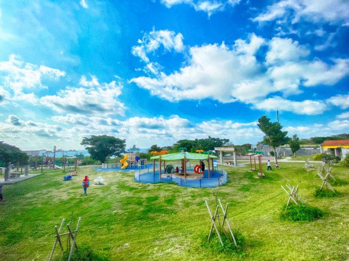 グスクロード公園(なんじー公園)